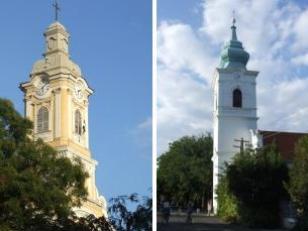 Az abonyi két torony